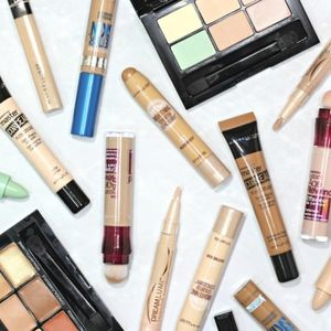 New Maybelline Concealer Bundle 36 piece makeup